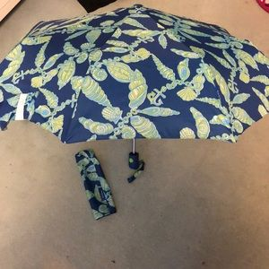 Never used Lilly Pulitzer umbrella!